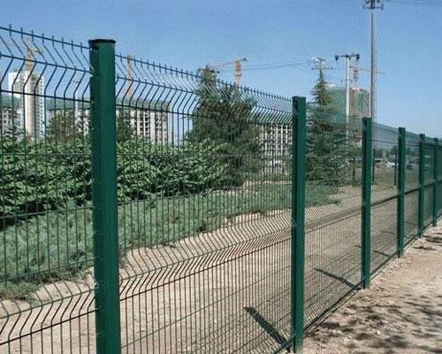 重庆护栏网安装案例展示